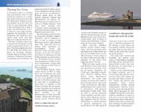 opening page Panama Canal guide click to enlarge